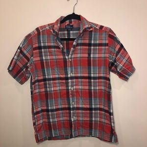 Polo Ralph Lauren Short Sleeve Button Down Shirt